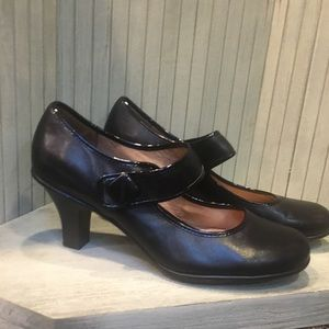 Flawless Croft & Barrow Black Heels Size 10 Med